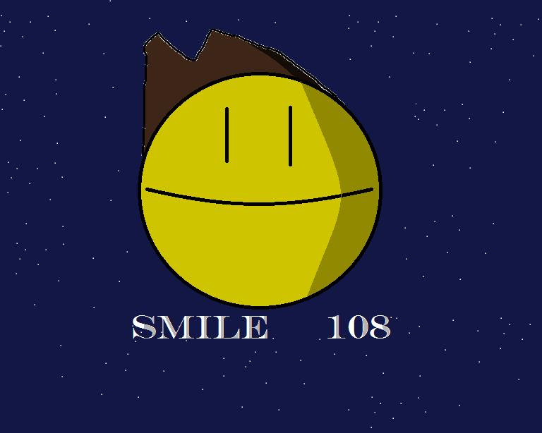 Smile108's self portrait